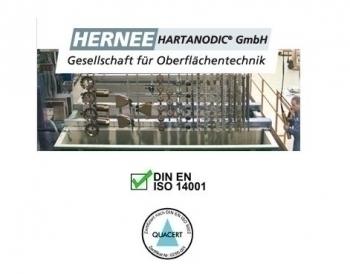 HERNEE HARTANODIC GmbH Gesellschaft für Oberflächentechnik